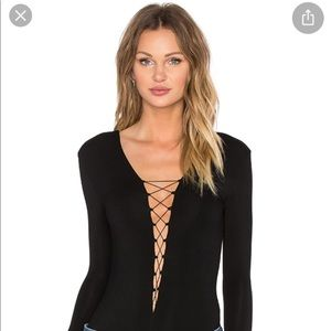 T Wang by Alexander Wang Body Suit